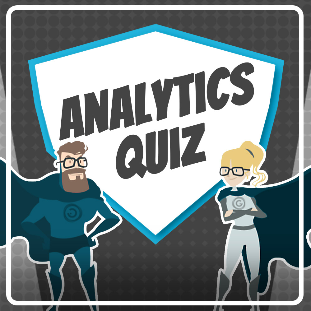 Analytics Quiz