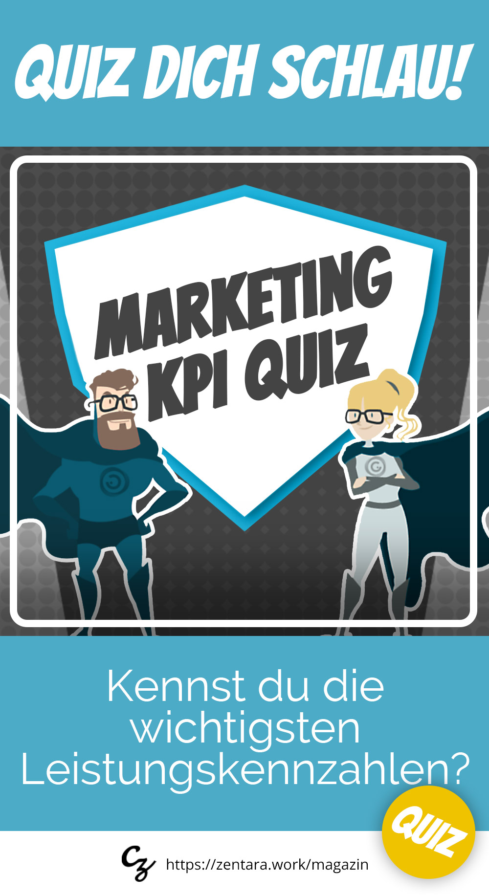 Marketing KPI Quiz: Kennst du die wichtigsten KPIs?